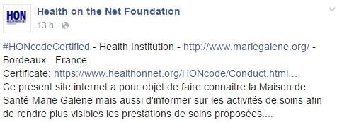 FB HONcode